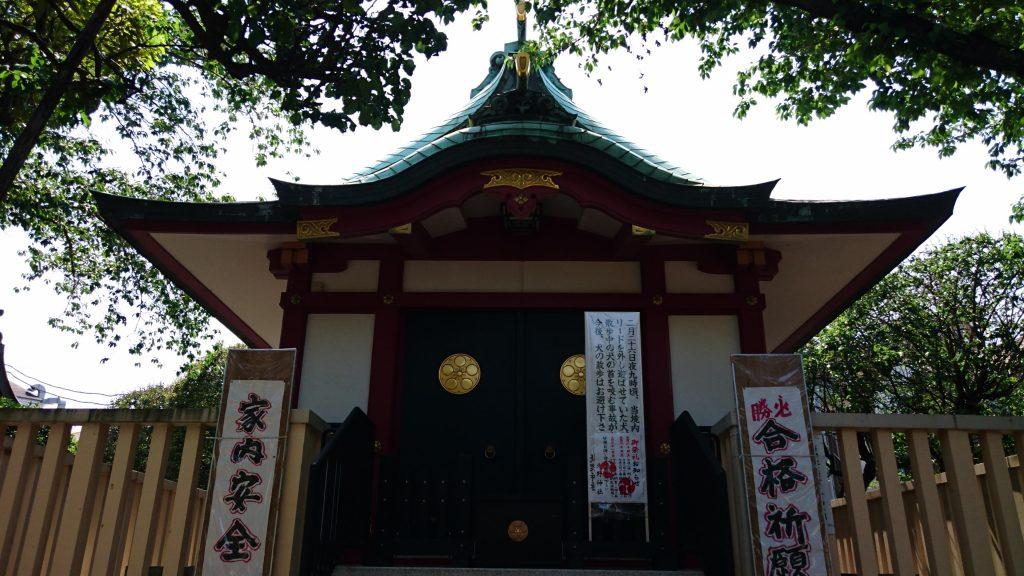 北野神社(南蒲田)