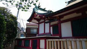 北野神社(南蒲田) 本殿