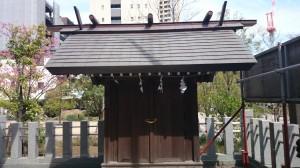御穂鹿嶋神社 境内社
