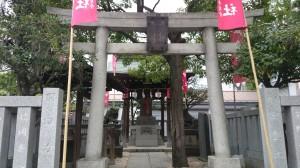 尾久八幡神社 厳島神社