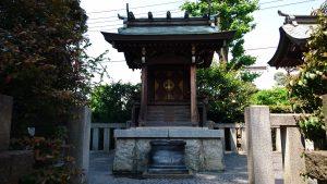 薭田神社 稲荷神社