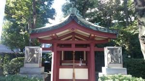蒲田八幡神社 満願火伏稲荷神社