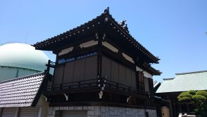 石濱神社 神楽殿