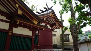 女塚神社 本殿