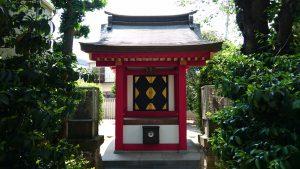 北野神社(南蒲田) 稲荷神社 社殿