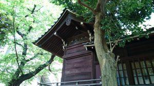 御園神社 本殿