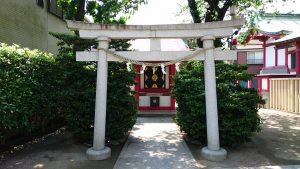北野神社(南蒲田) 稲荷神社