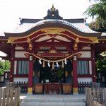 薭田神社(稗田神社)