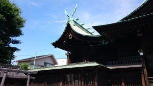 大森貴舩神社 本殿