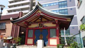 本社三島神社 社殿