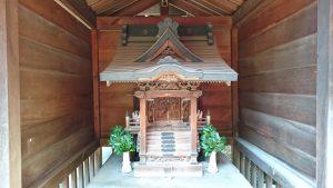 御園神社 伏見稲荷神社祠