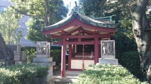蒲田八幡神社 満願火伏稲荷神社 (2)