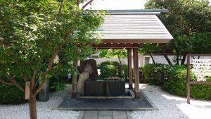 石濱神社 手水舎
