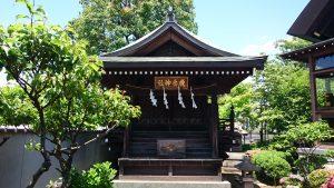 石濱神社 麁香神社