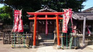 大森貴舩神社 稲荷神社