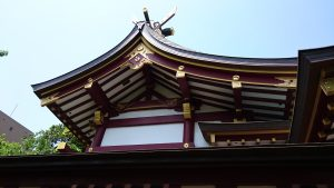 薭田神社 本殿
