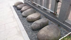 御穂鹿嶋神社 力石