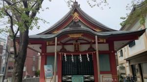 浅草富士浅間神社 社殿