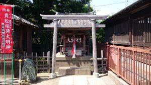 大森貴舩神社 熊野神社