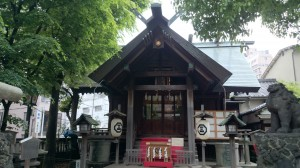 台東区下谷三島神社