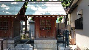 女塚神社 白山社