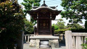 薭田神社 三十番神社