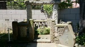 御嶽神社 杜の霊神水(2)