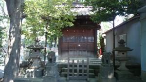 御嶽神社 大鳥神社