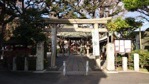 七社神社 二の鳥居