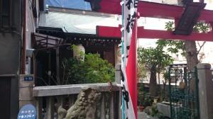 三光稲荷神社 全景