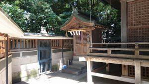 戸越八幡神社 末社稲荷社