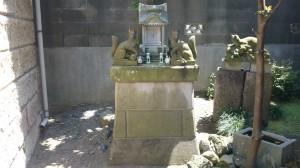 廣尾稲荷神社 稲荷社