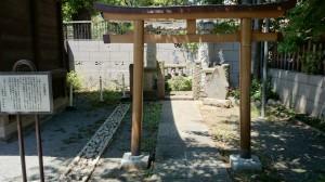 御嶽神社 杜の霊神水(1)
