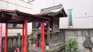 笠森稲荷神社 社殿