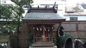 荏原金刀比羅神社 三面神社