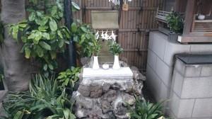 荏原金刀比羅神社 境内小祠