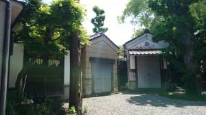 廣尾稲荷神社 境内