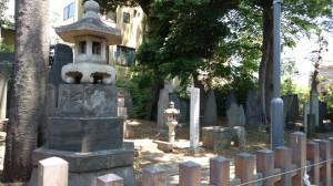 御嶽神社 石碑群