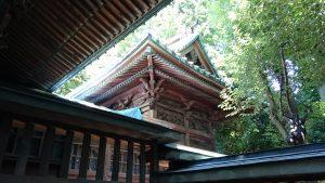 戸越八幡神社 本殿