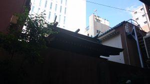 笠間稲荷神社東京別社 本殿