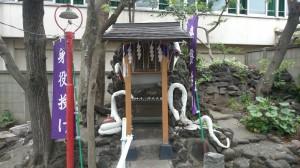 上神明天祖神社 厳島神社