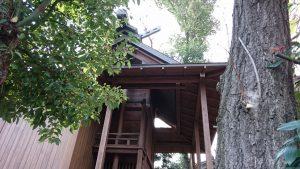 七社神社 本殿