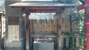 松島神社 手水舎
