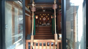 松島神社 社殿