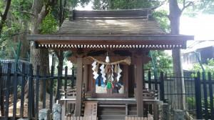 太子堂八幡神社 稲荷社