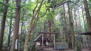 寶登山神社 奥宮 (1)