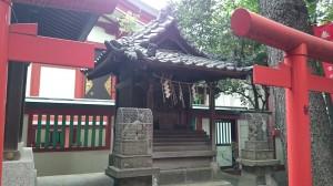 居木神社 稲荷神社