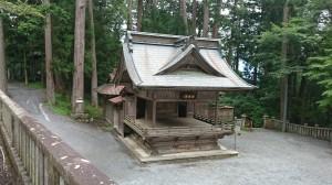 三峯神社 神楽殿