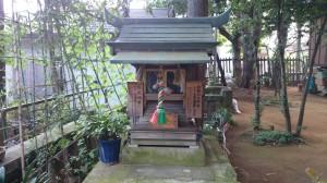 太子堂八幡神社 鹽竃神社・出羽三山神社