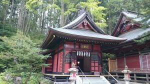 三峯神社 祖霊社